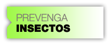 Prevenga Insectos